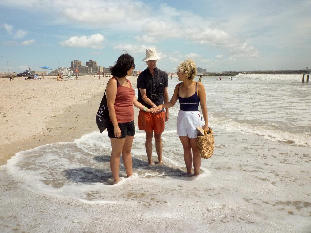 Dillon de Give,  Long Walks on the Beach