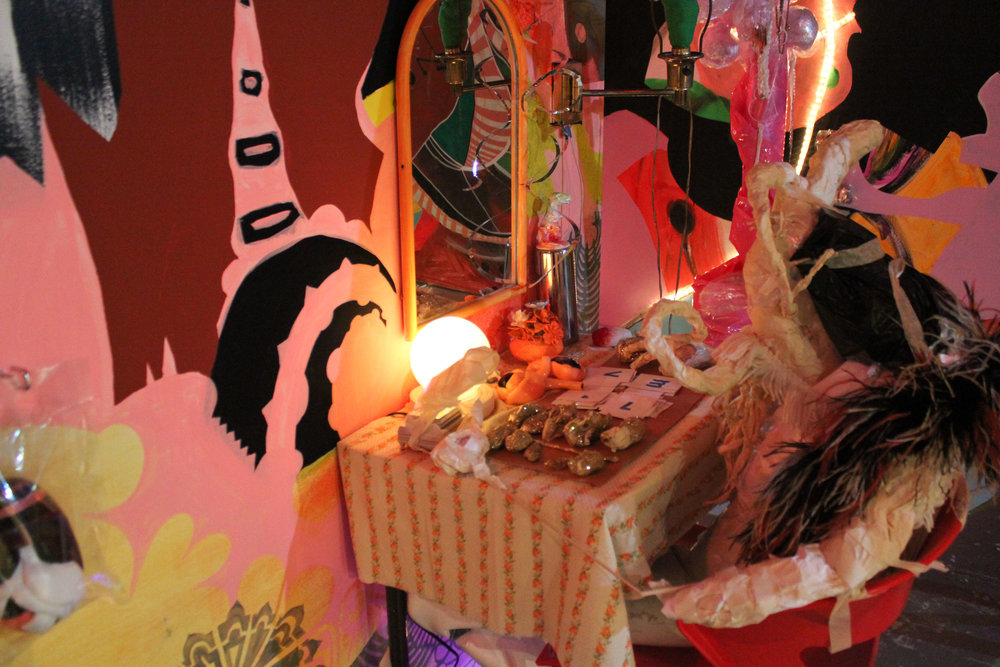 Meow Wolf,  Collective Hall  at Flux Factory