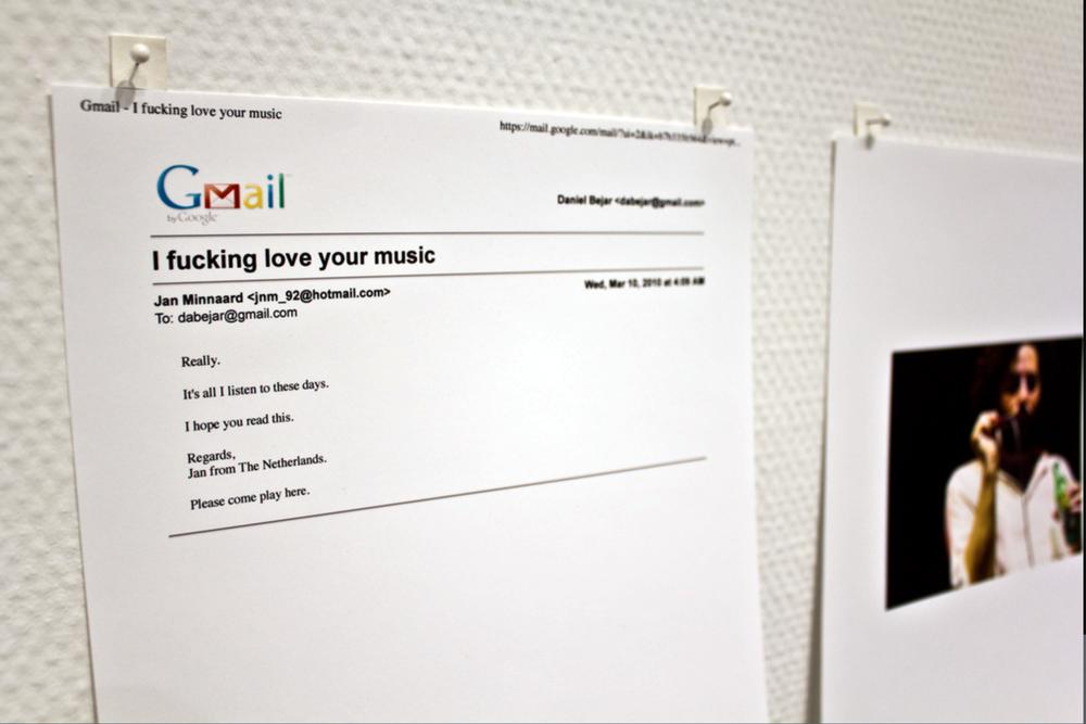 Daniel Bejar,  Daniel Bejar/Destroyer (The Googlegänger)