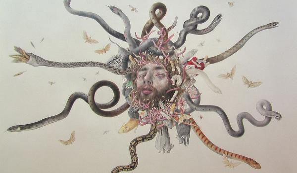 Sverre Malling,  Medusa