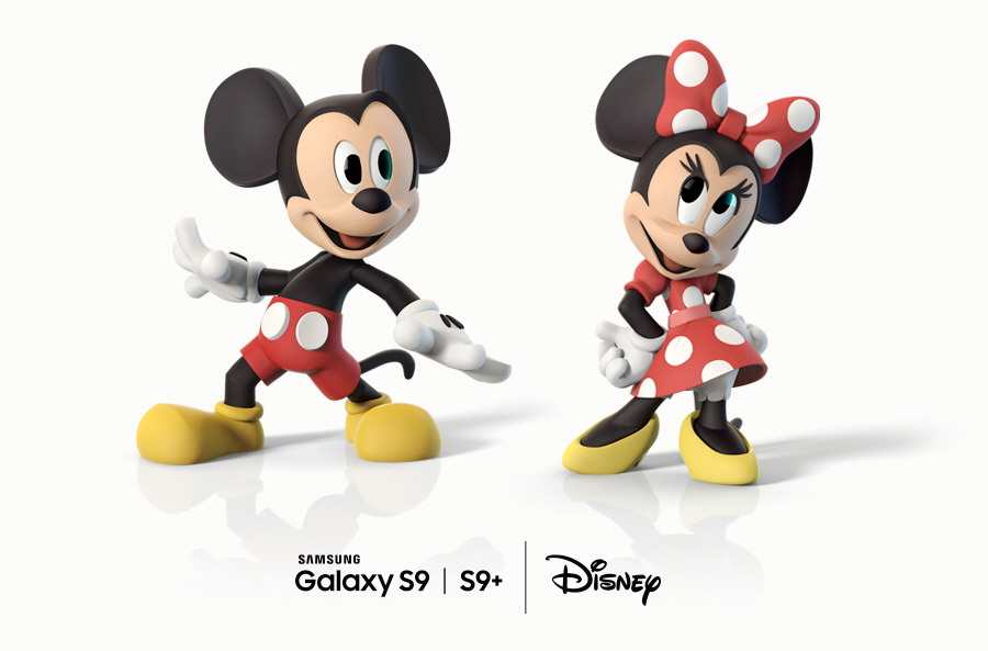 Disney Infinity Characters Will Come Back In Galaxy S9 Ar Emoji