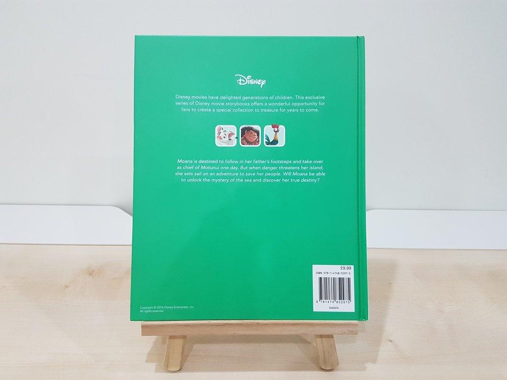책 후면 -영국에서 출판된 책인지 9.99파운드 (약 14,500원)가 가격으로 찍혀 있네요