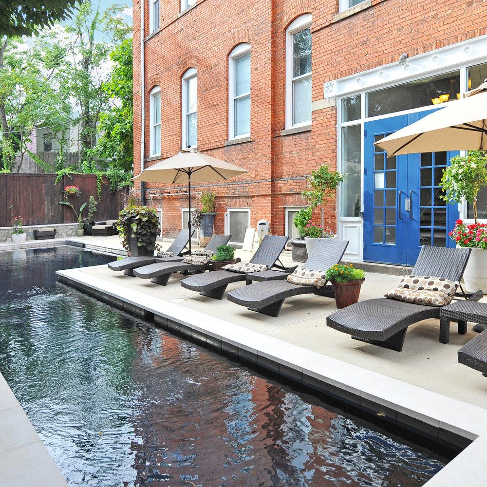 amenities -
