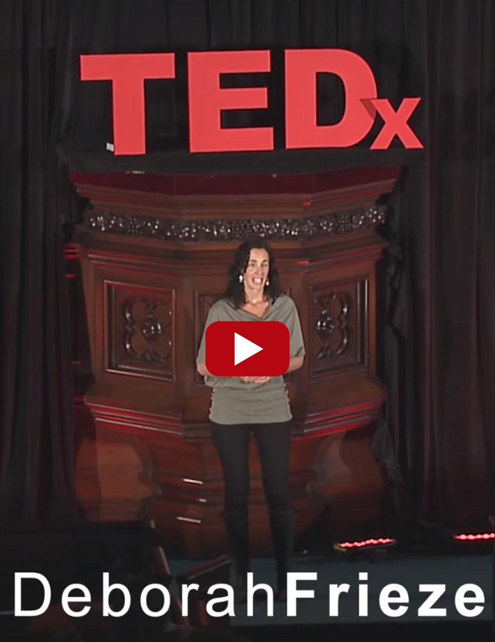TALK: How I Became A Localist by Deborah Frieze