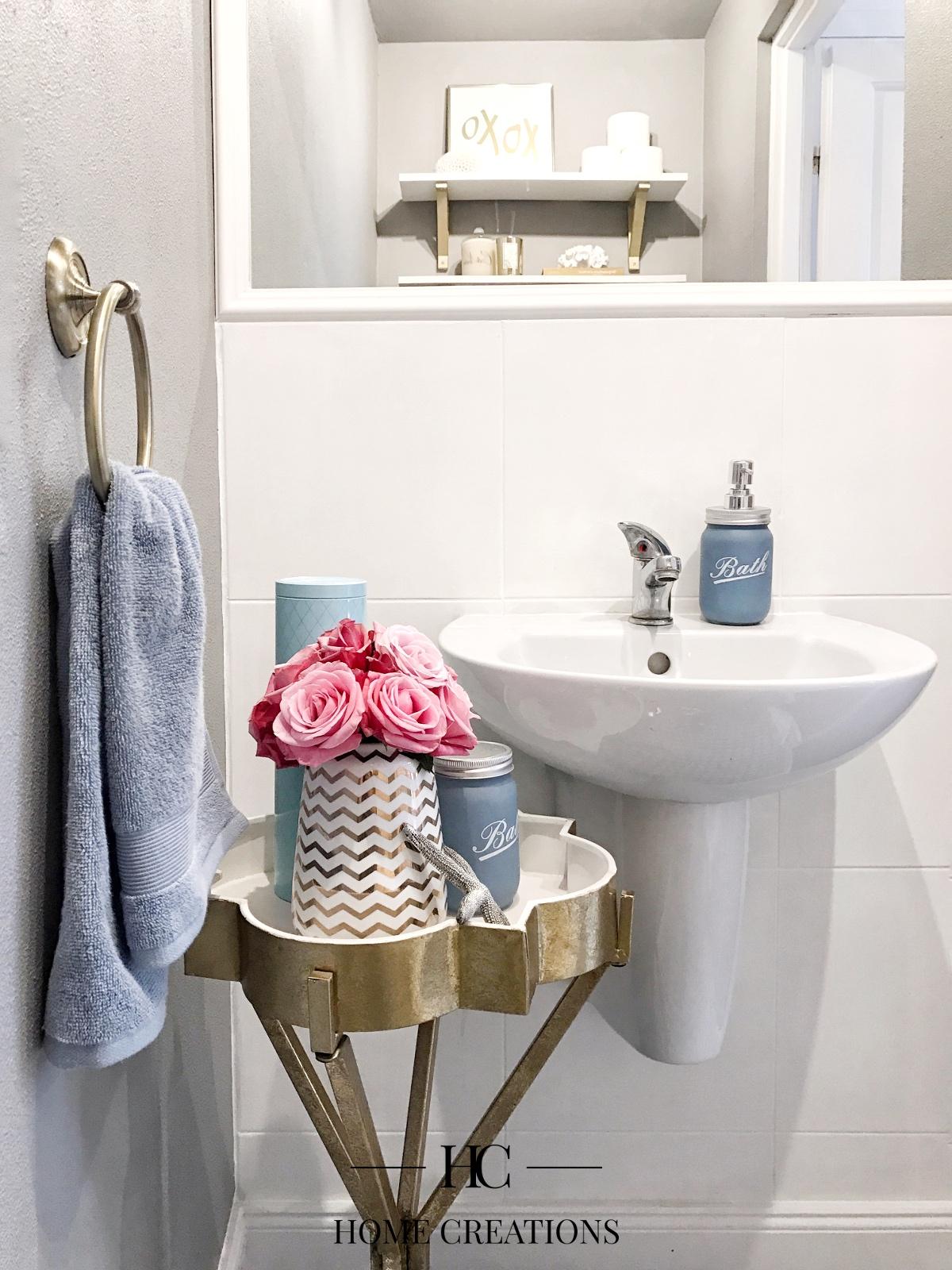 Metamorfoza Tania I Szybka Metamorfoza Małej łazienki