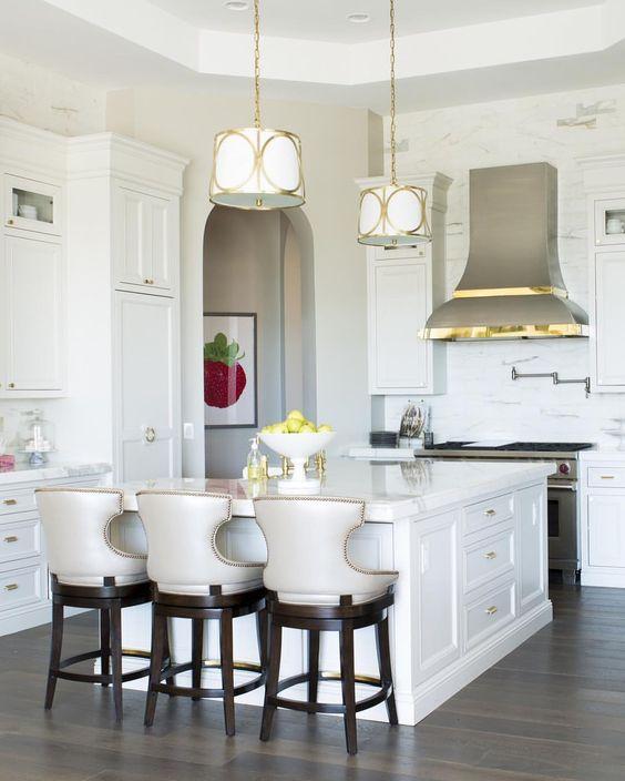 Kuchnia Marzeń Marmurowe Blaty Inspiracje Home Creations