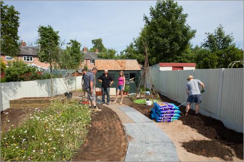 Mark Hart ITV Love Your Garden