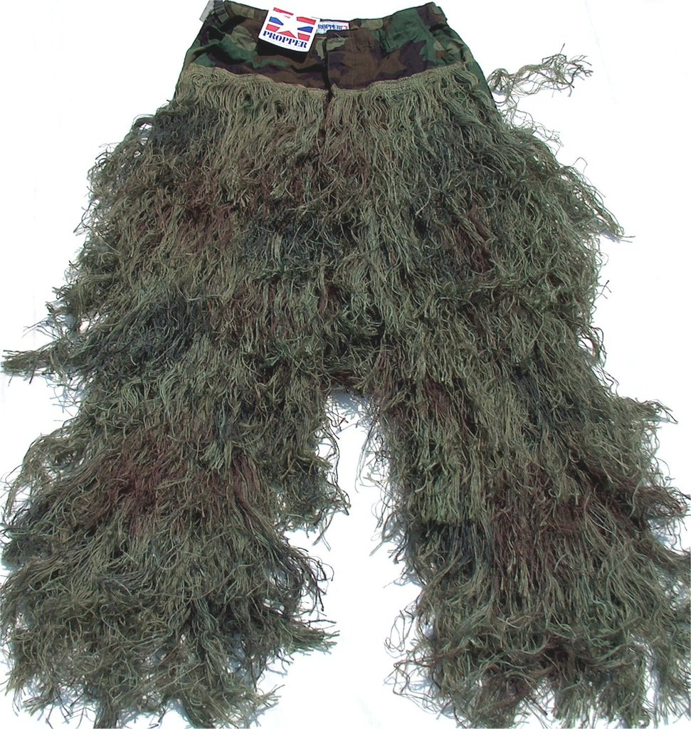 Lightweight BDU Ghillie Suit $ 269.99 at Ghillie Suit Depot