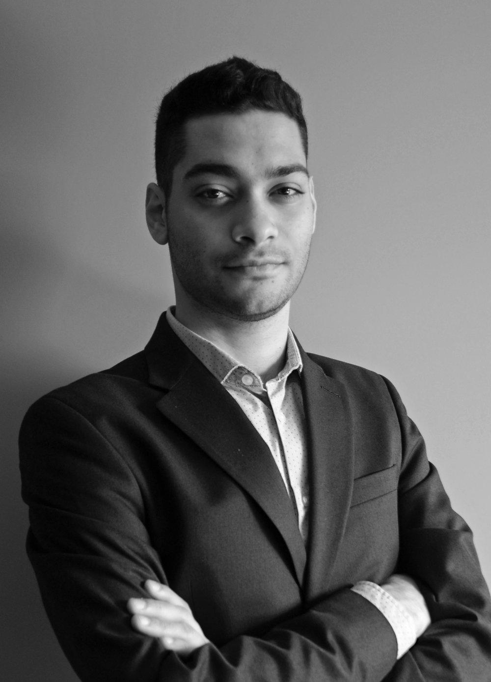 Constantinos Antoniou - Crypto Analyst / ICO Specialist