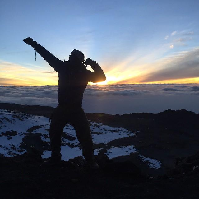 Kilimanjaro - May 2015
