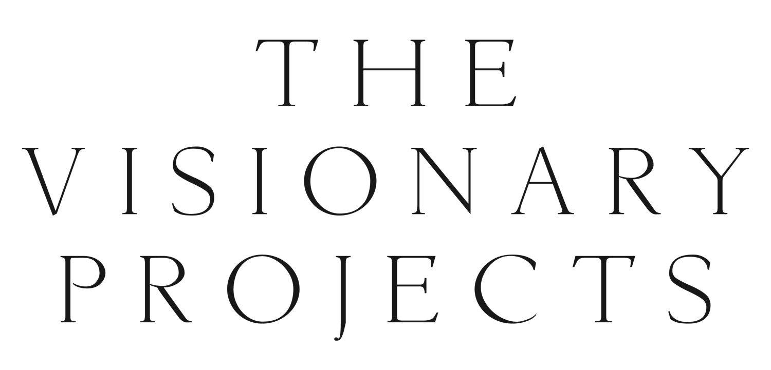 The Visionary Projects