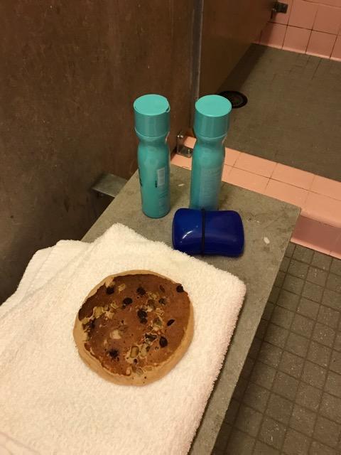 Juliet's Shower Pancake