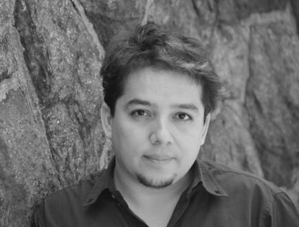 playwright Matt Olmos