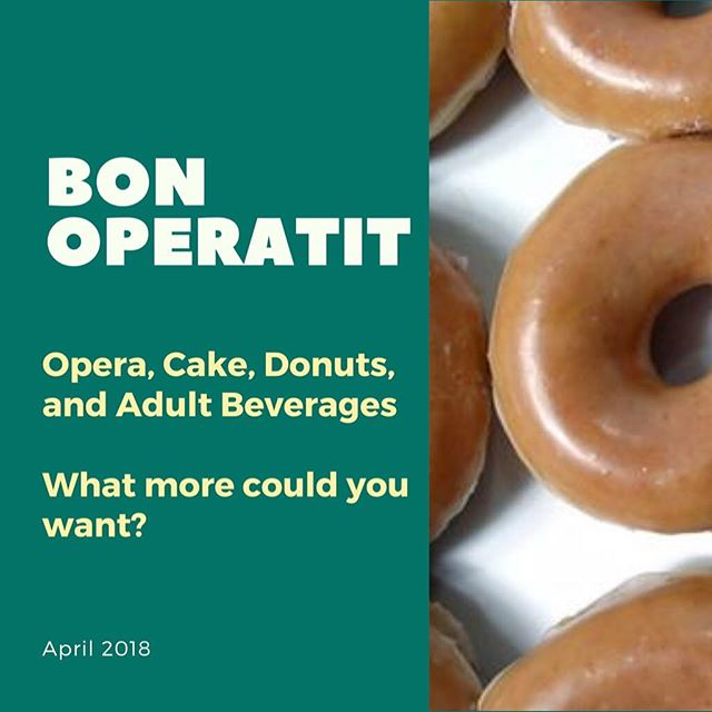 Get your tickets to Bon Operatit now!  Visit http://www.opera180.org for more information. #bonoperatitkc  #opera180 #opera #kansascity #localtalent #food #pauladeen #juliachild