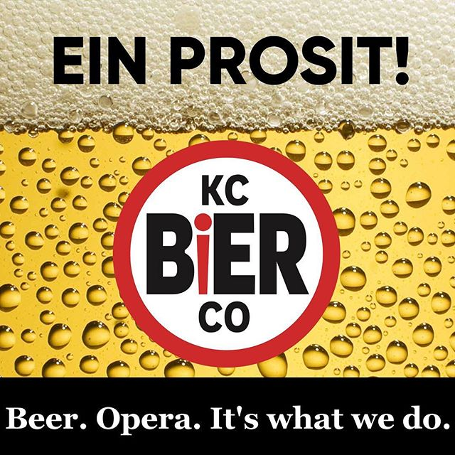 Have you purchased your tickets to our next event?  Space is limited so buy now!  January 14th, 2 performances, 6:00pm & 8:30pm.  Find out more at http://www.opera180.org/season/. @kcbierco