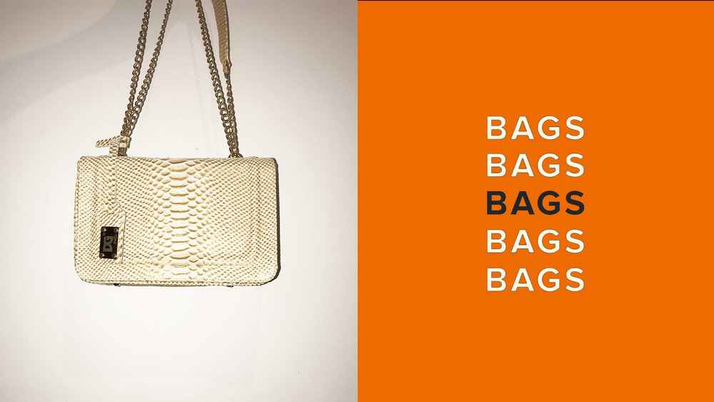 Shop Bags here!