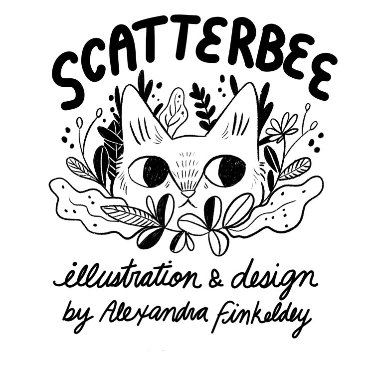 Scatterbee Illustration & Design