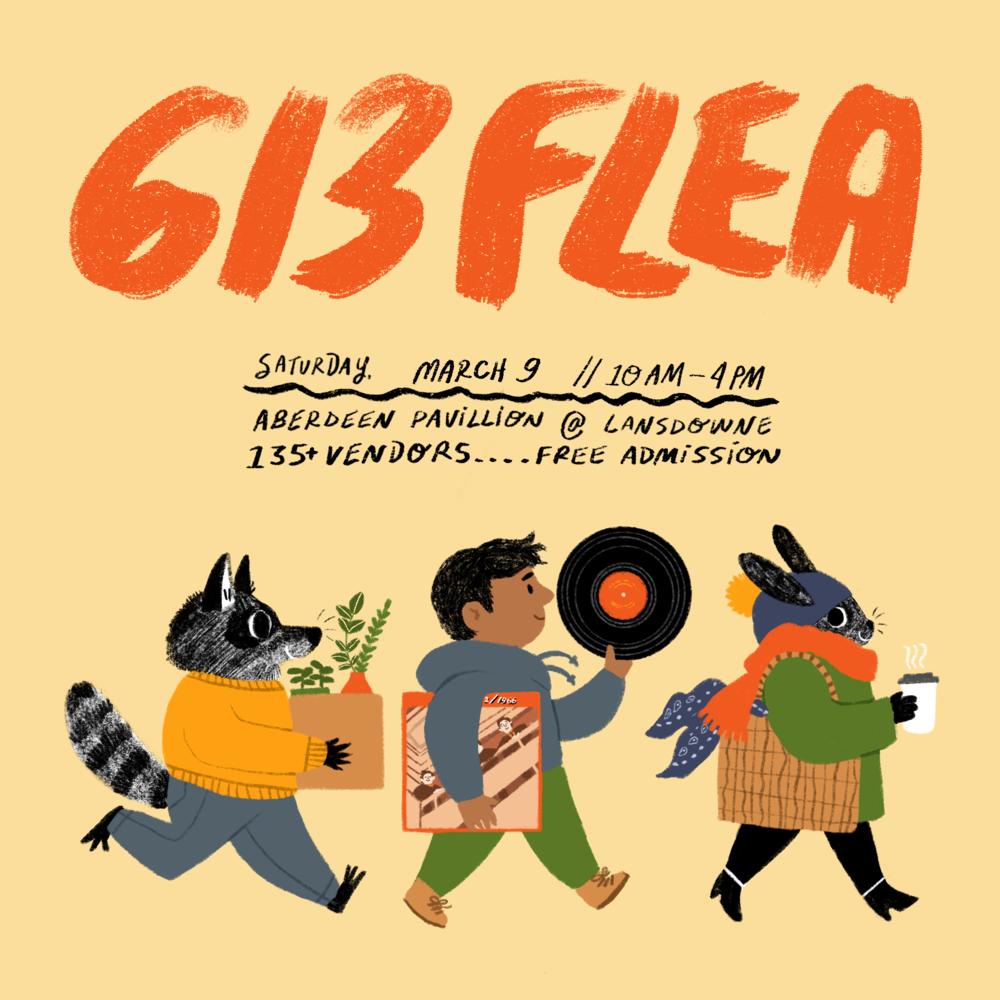 613 Flea March 2019
