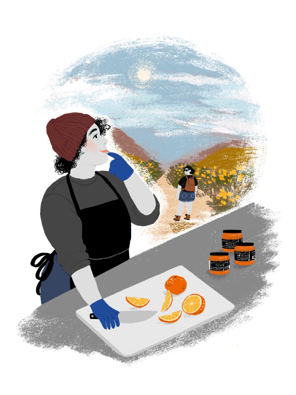 Sara P Spain Illustration