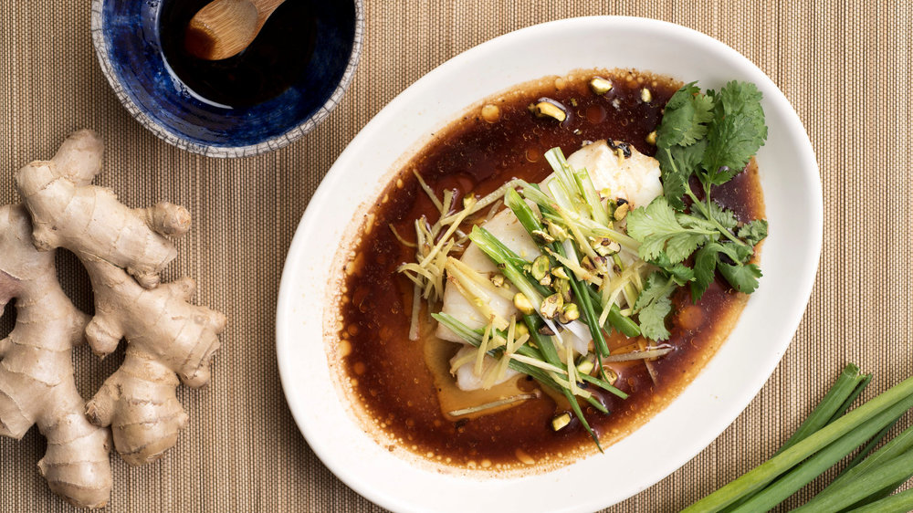 Soy-Steamed Fish With Scallions and Pistachio.jpg