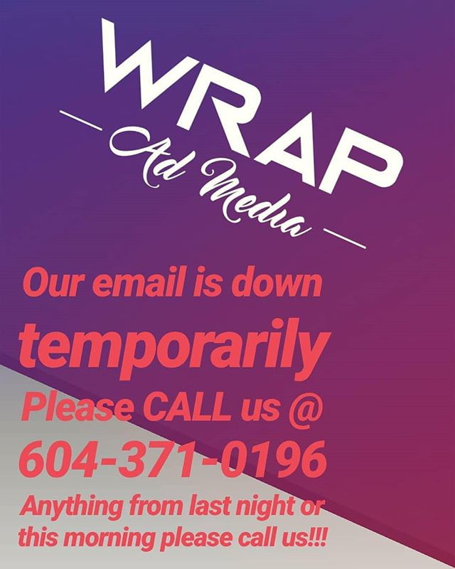Experiencing technical difficulties!! 🙅🏼‍♀️🙅🏼‍♀️🙅🏻‍♂️🙅🏻‍♂️ Please phone us! 604-371-0196  #happyfriday