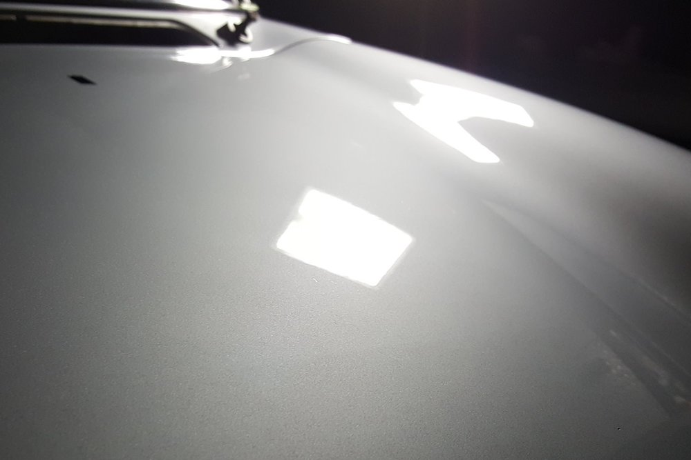 AFTER PAINT CORRECTION -