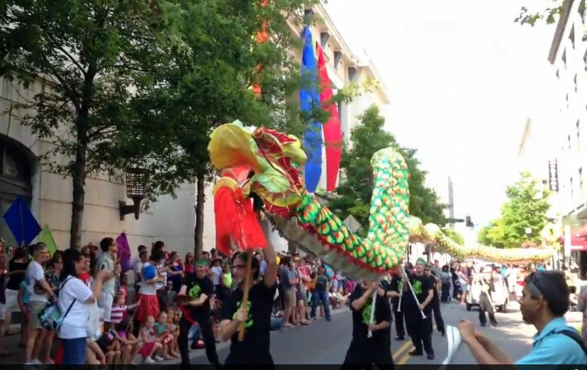 CAAN Dragon at International Puppet Festival.JPG