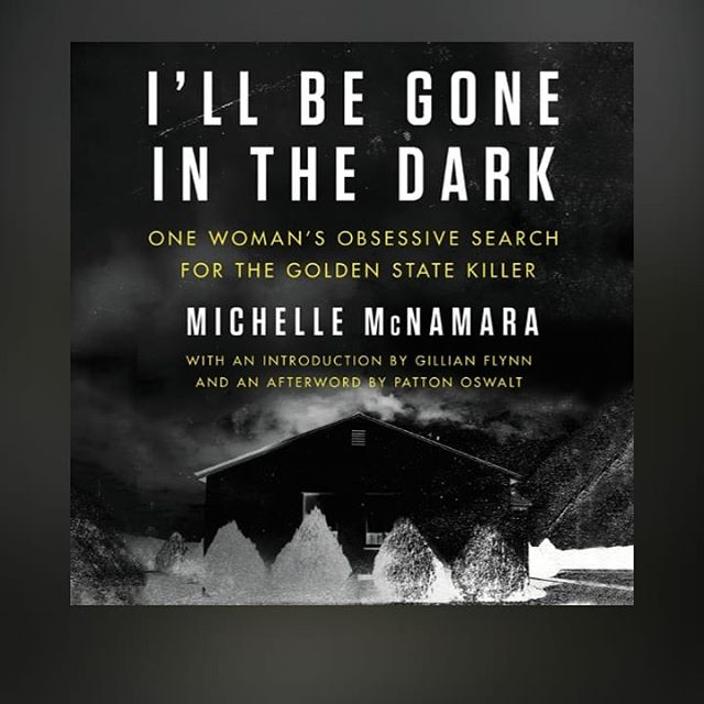 This book. I don't often read #truecrime but I followed the tragic passing of the author Michelle McNamara and I often look to her husband Patton Oswalt for political and sociological commentary. I was hesitant about this book because the content is so scary but as it appears on more lists and is regarded as one of the best audiobooks...well, I had to try it. This book is heavy and terrifying. I cannot listen to this book at night, or alone, or in the car 😱..that being said, I have been obsessed with it and have been spending a lot of time with buds in my ears. It is an unsettling story brought to you by a woman's obsession to solve a horrific mystery and her use of incredible journalism. 4/5⭐  #thelibraryhop #recommendedreads #libbyapp #audiobook #librarylove @pattonoswalt #womenwriters
