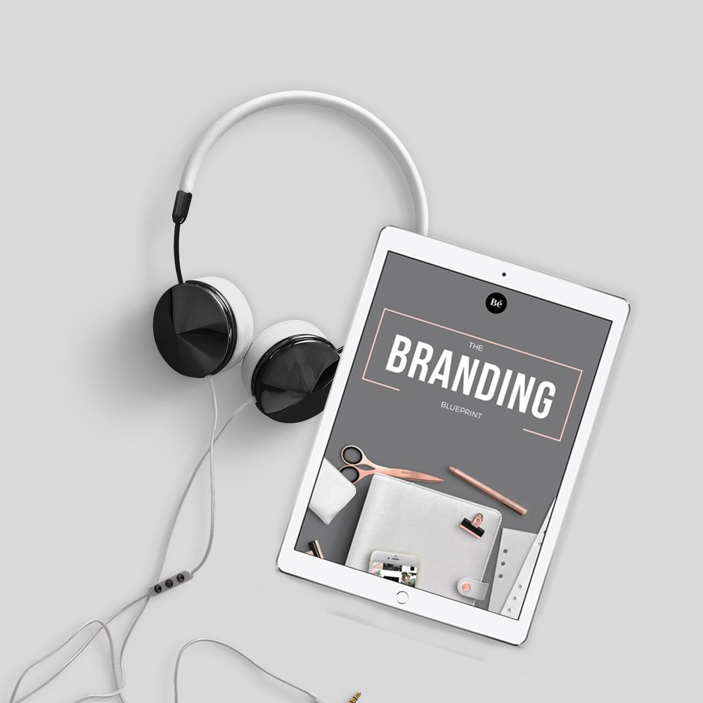 The Branding Blueprint. - The beginner's guide to branding your blogWhether you're a 'pro blogger,' or just starting out, this guide will help walk you through building an authority in your niche, and growing an engaging community that actually cares about the content you create