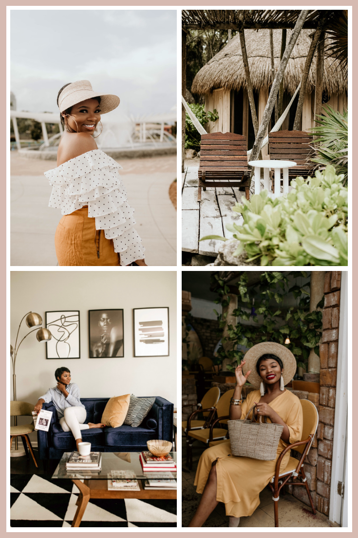 The Blogger Etiquette Warm Lightroom Preset Pack