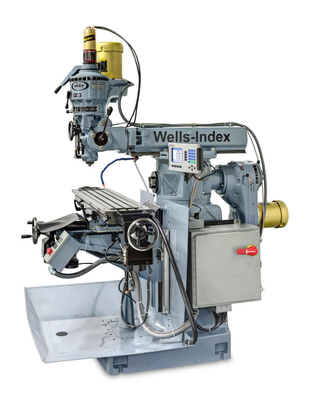 Model 860c Mill