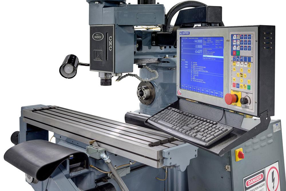 860C CNC Milling Machine Gemco Dies