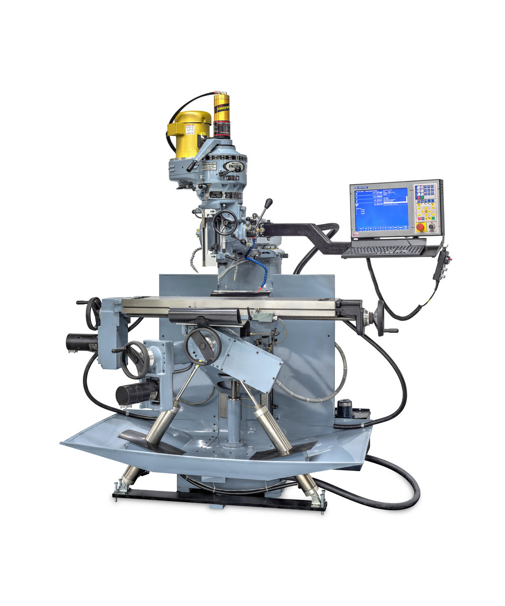 847 CNC 3 Axis with Centroid M400