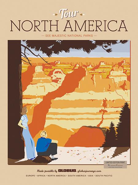 Globus Vintage Travel Posters Nick Nyffeler Creative