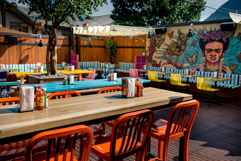 Rooftop Taco Bar -