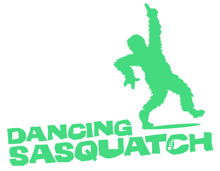 Dancing Sasquatch | Dance Like No Yeti's Watching