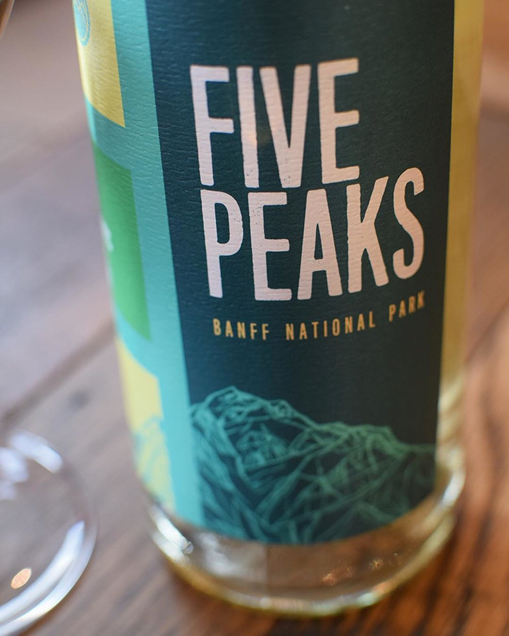 5 peaks