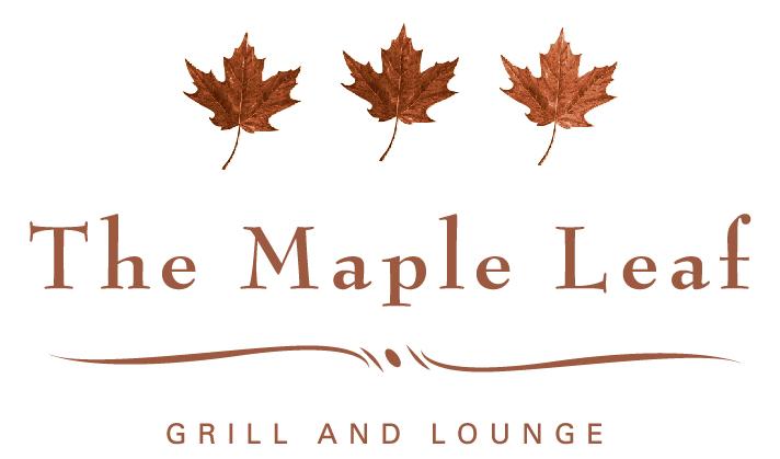 Maple Leaf Mandarin menu Chinese menu