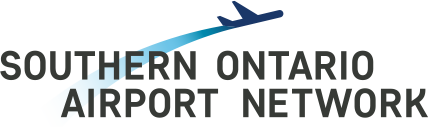 Southern ontario airport network