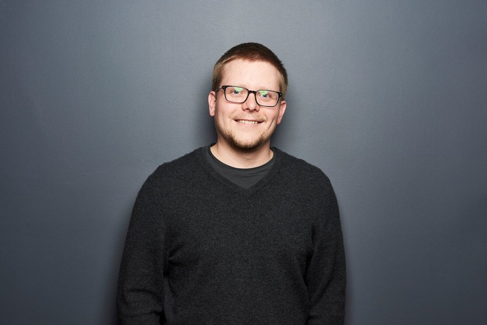 Jeff Givens- Designer   Jeff worked as an intern for ADG in the summer of 2015, and joined the team full time in January 2016 after finishing his Masters degree in Architecture. He wears multiple hats at the office working on a variety of things, from CAD designs to marketing, graphic design, and publications. When he's not doing design work he's probably building or riding motorcycles.
