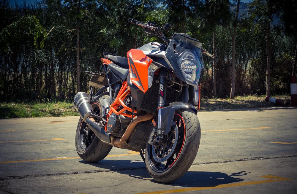 KTM Duke 1290