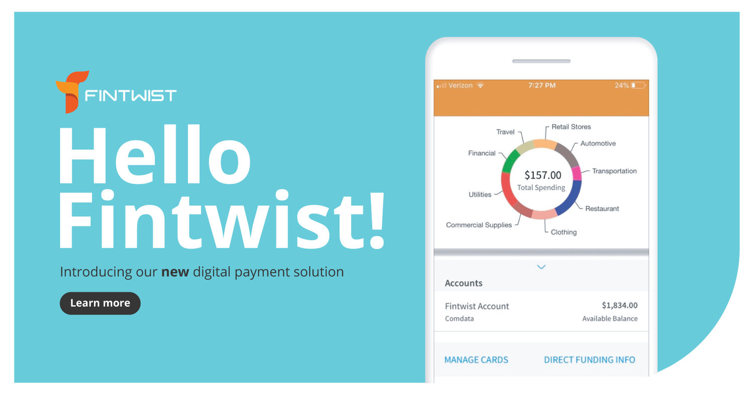Join us in Saying Hello to Comdata and Fintwist — SOLE Financial