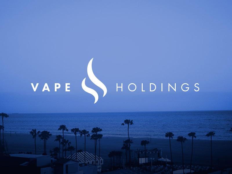 - VapeHoldings.com (Web/Graphic Design/SEO)