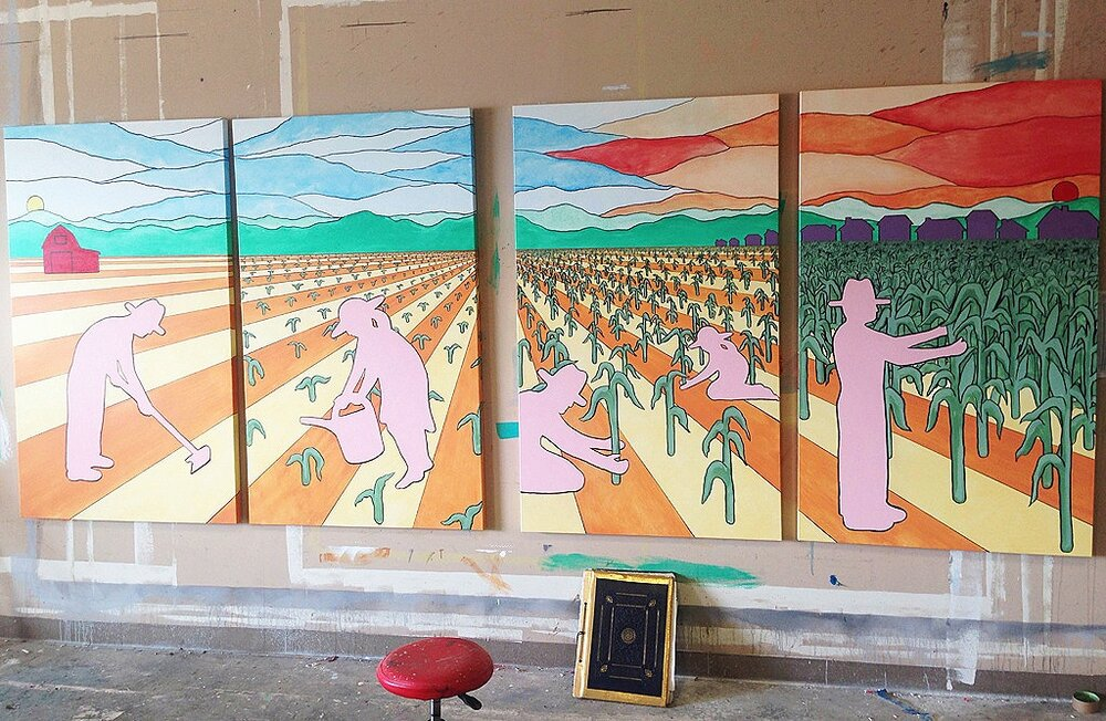 Kroger Mural
