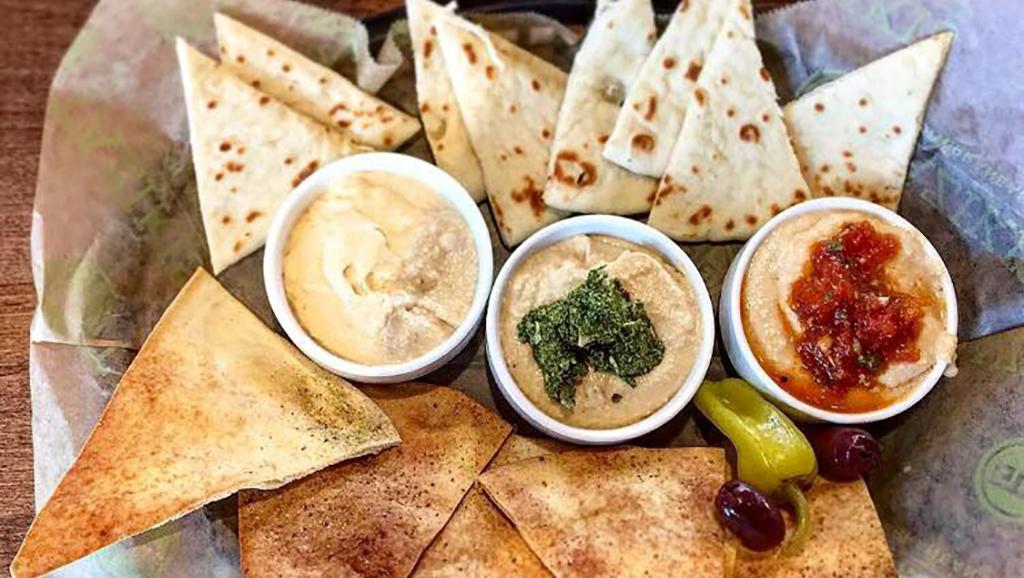 Bentonville Tazikis Mediterranean Cafe