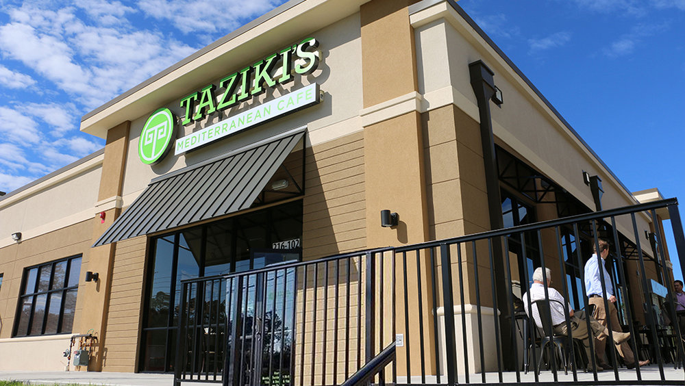 Find a Taziki's Near You