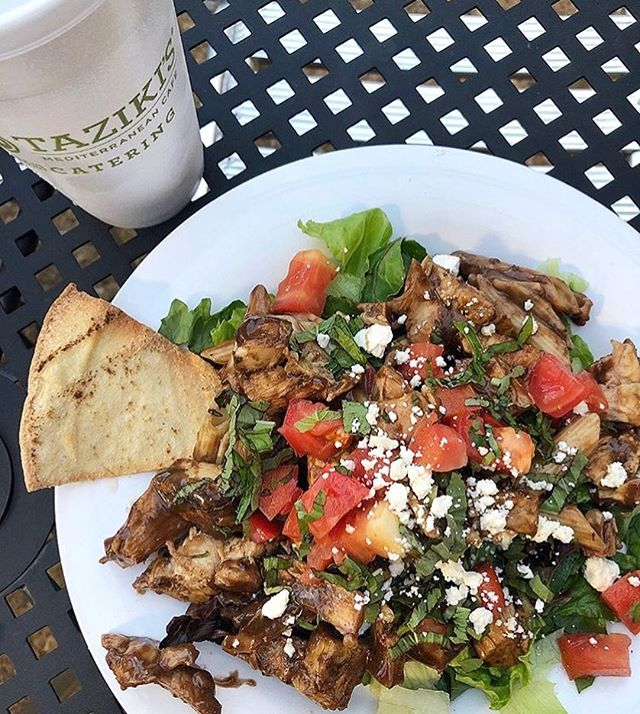 You worked hard all week and deserve a dish of our Signature Pasta. Available Friday-Sunday.  #signaturepasta #tazikis #livethegoodlife 📸: @atlantabestbites