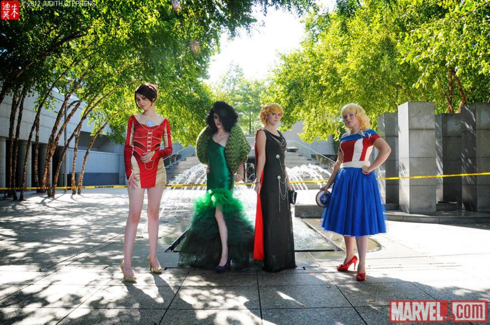 Hulk Dress Marvel.com Feature