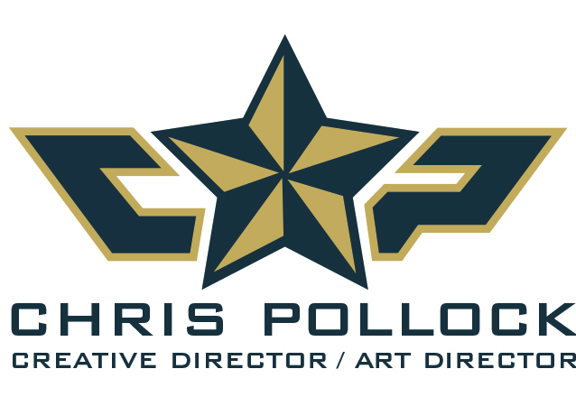 CHRIS POLLOCK / CREATIVE DIRECTOR / ART DIRECTOR