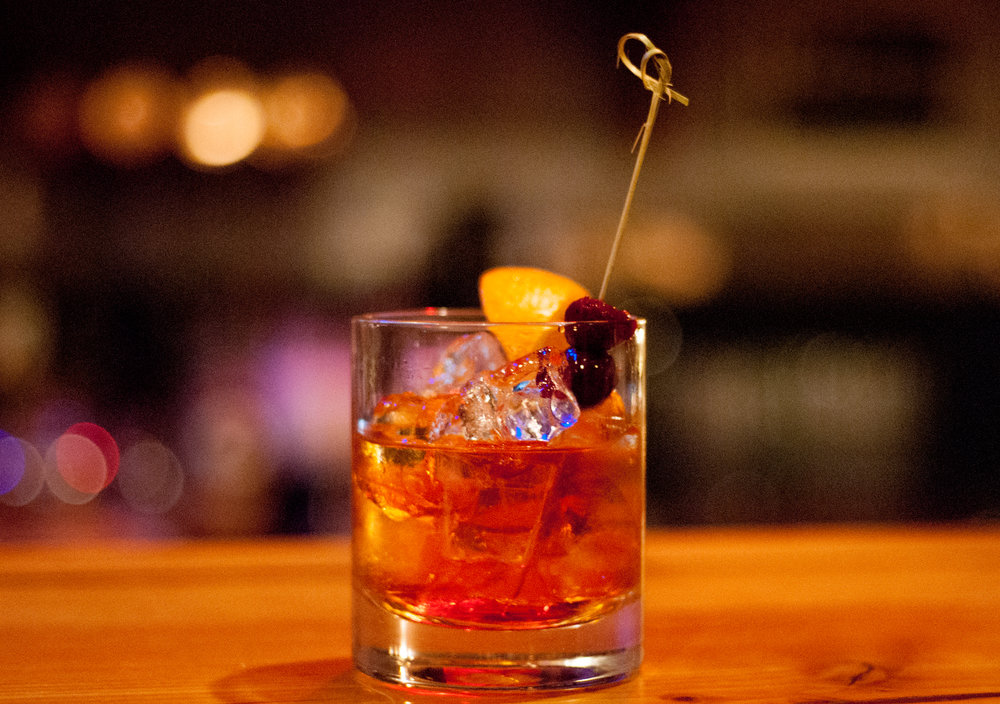 Visco Brandy Old Fashioned